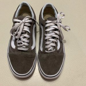 Vans Shoes - Vans Old Skool Suede Skate Shoes
